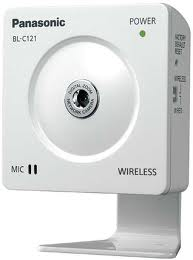 CFTV IP PANASONIC BL-C121A