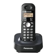 Telefone sem fio Panasonic KX-TG1381LBH-BK