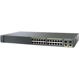 Switch CISCO WS-C2960-24PC-BR=